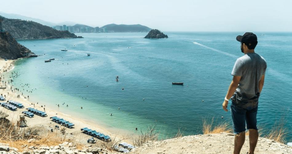 Playa Blanca - Santa marta