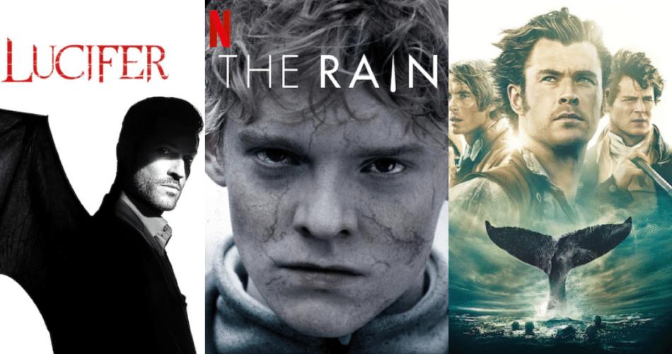 Netflix estrenos agosto